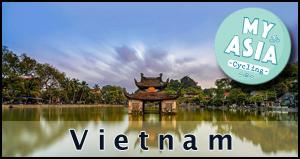 viaggi vietnam in bici
