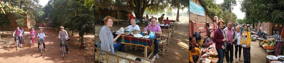 pranzo tipico birmano